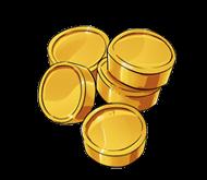 1000 coins